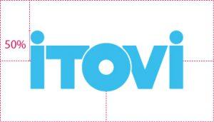 iTOVi Logo Clear Space
