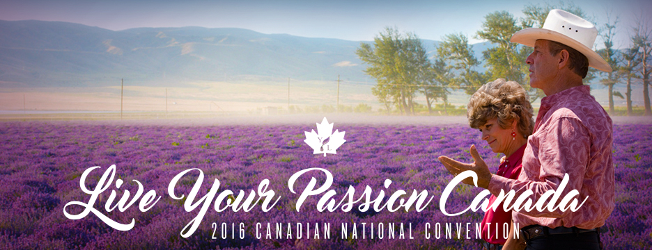 Young Living Canadian National Convention
